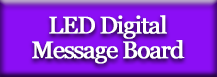 LED Digital Message Board Button